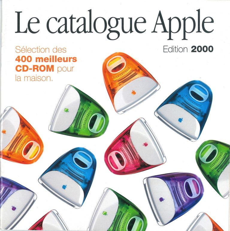 Catalogue Apple 2000