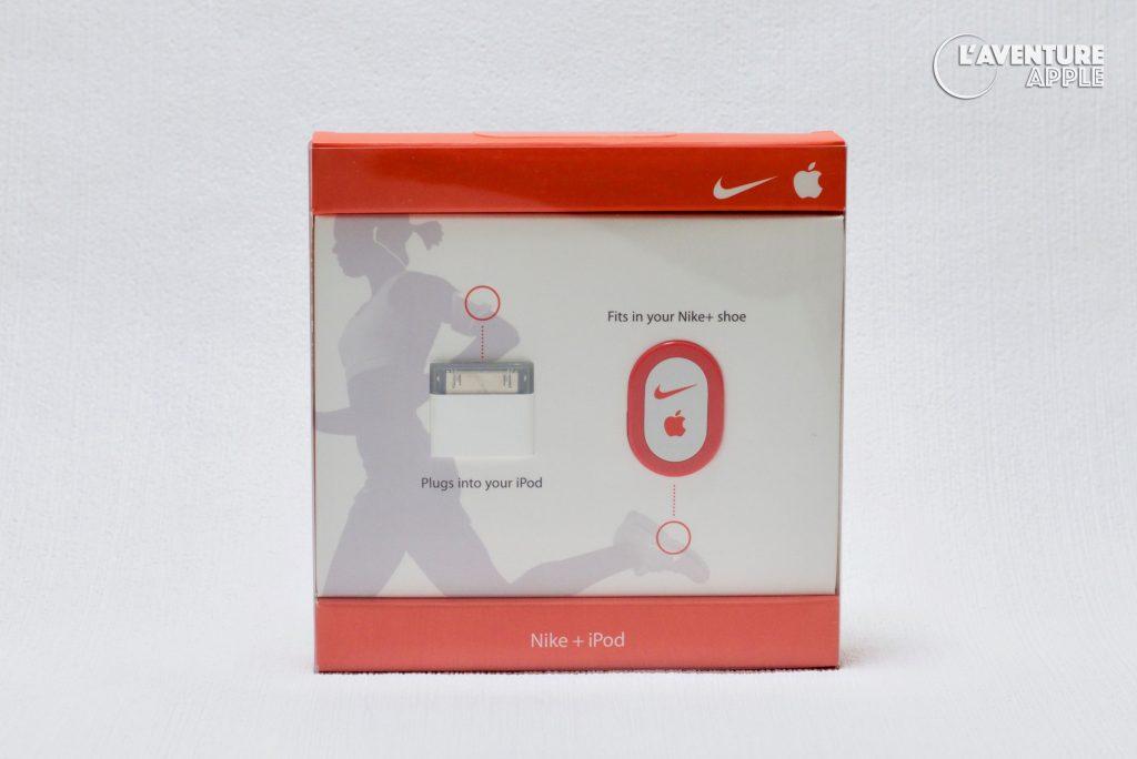 Nike + iPod box