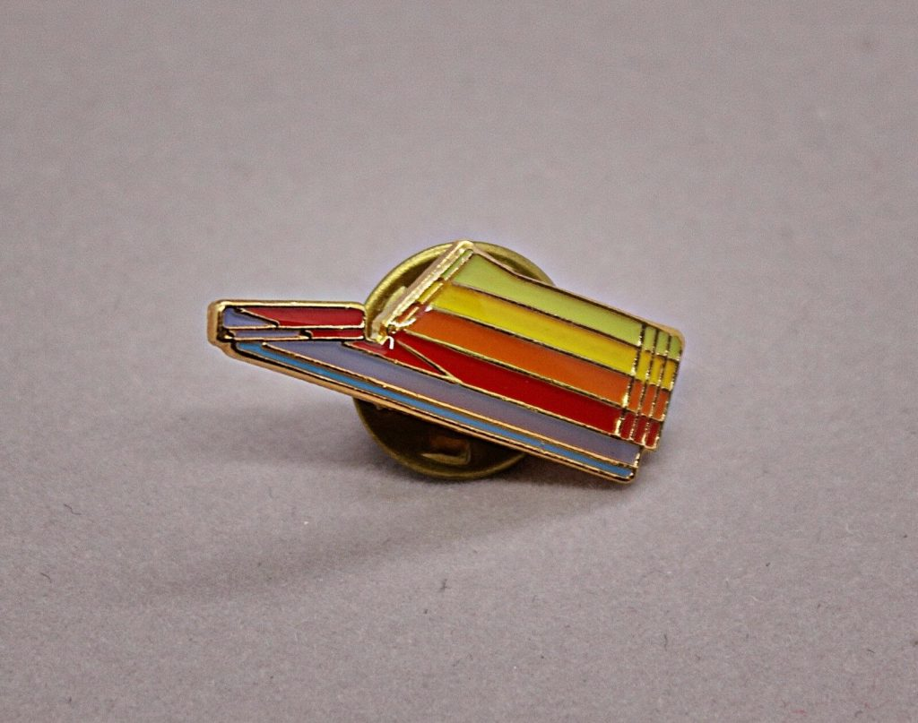 Pin's Apple III