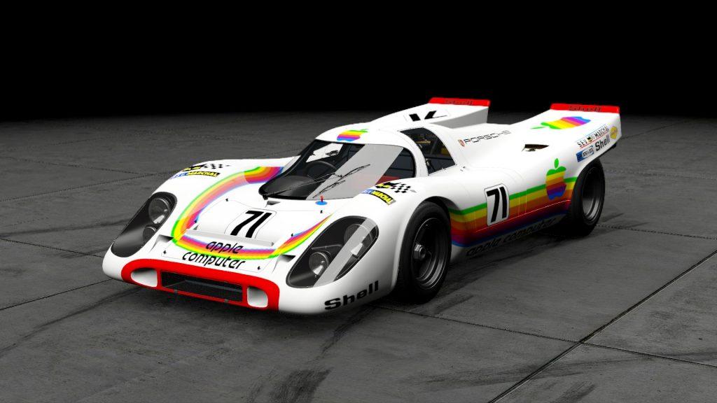 Porsche 917K Apple