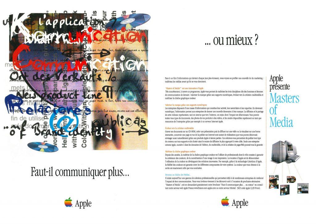 Apple Masters of Media