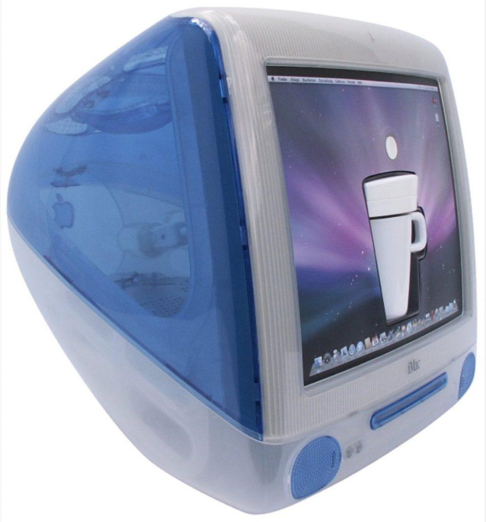 iMac coffee