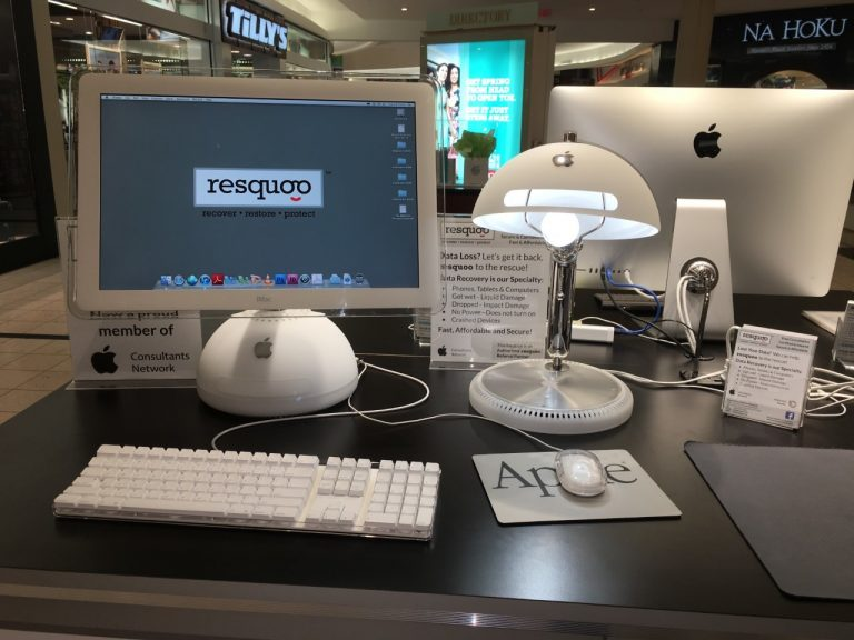 Jake Harms iLamp iMac G4