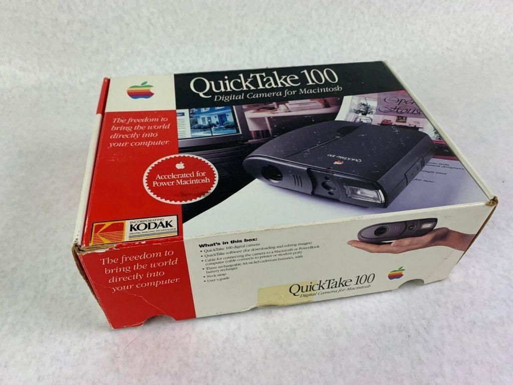 QuickTake 100 pour Mac