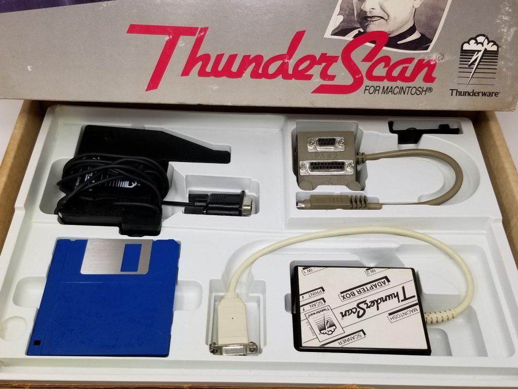 ThunderScan II box