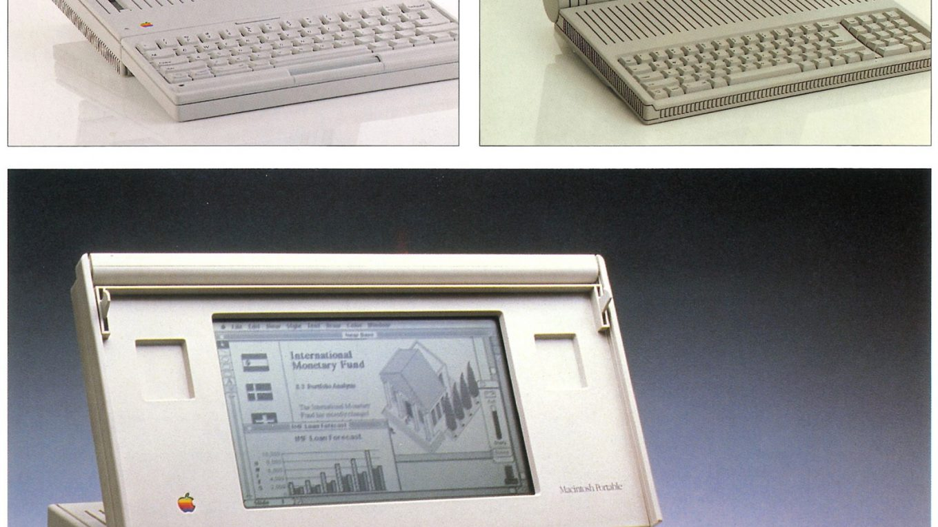 Prototypes Macintosh Portable
