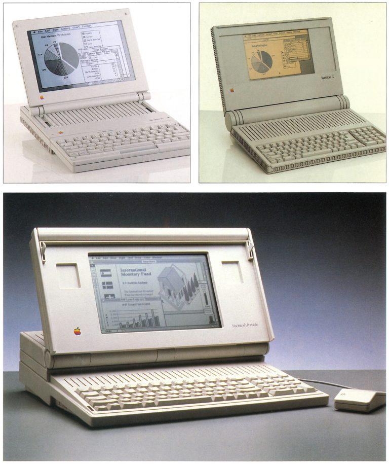 Prototypes Macintosh Portable