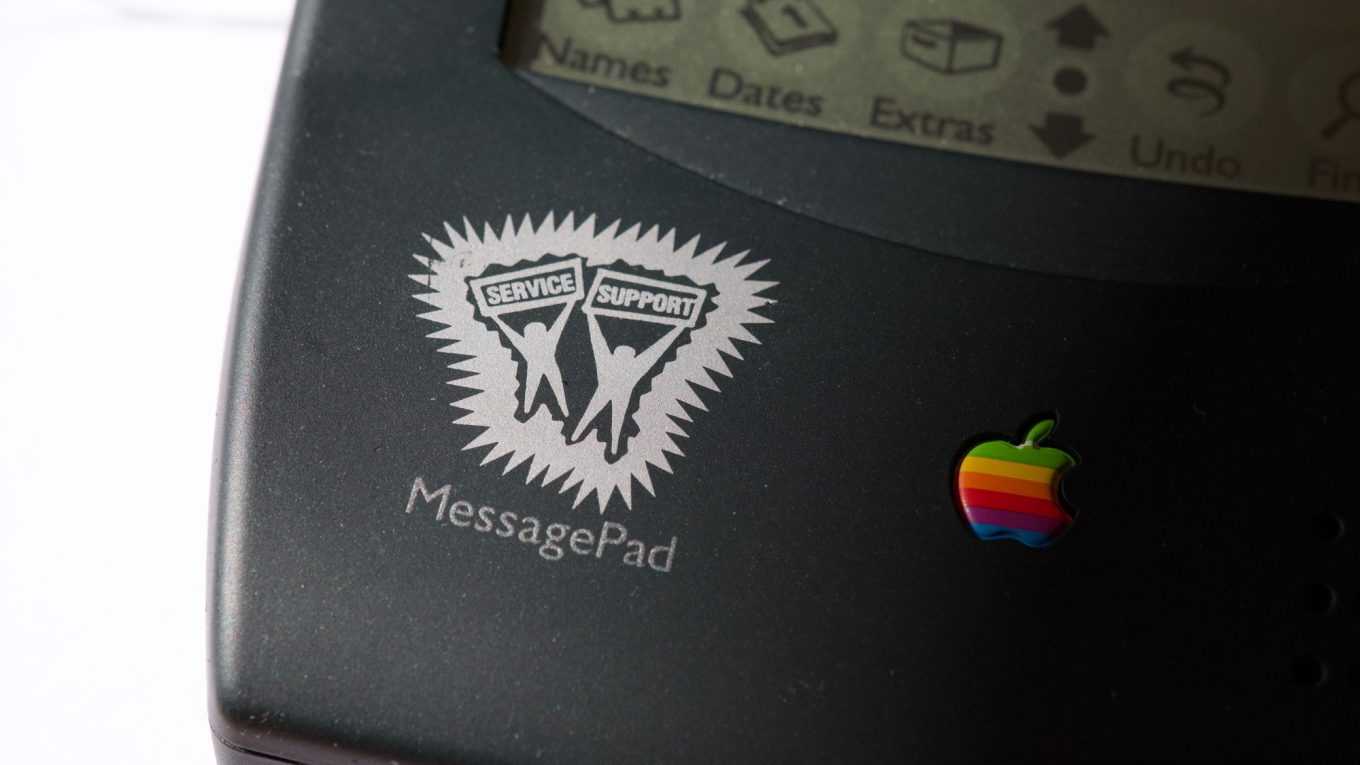 Apple MessagePad Service Support