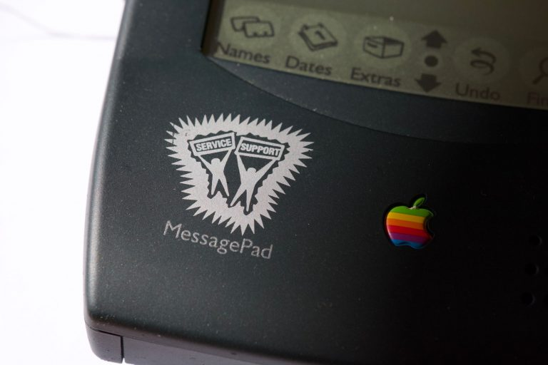 Apple MessagePad Service Support