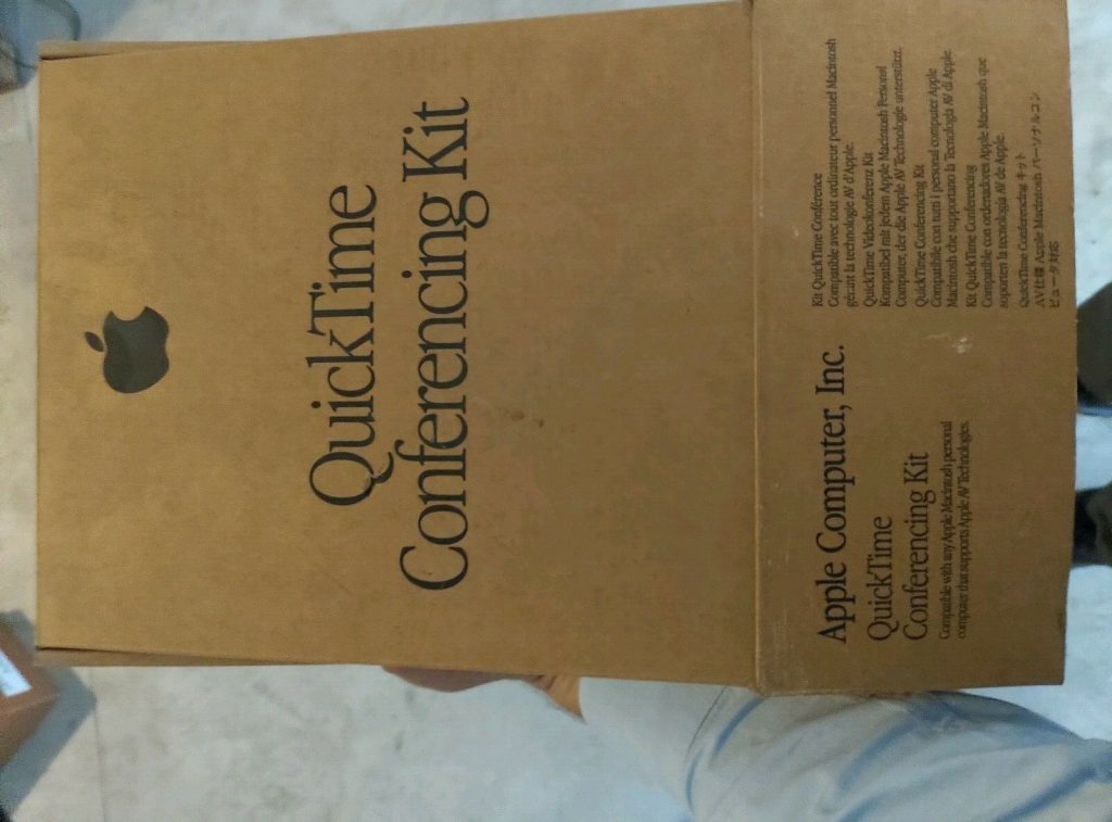 QuickTime Conferencing Kit