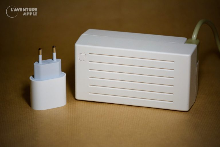 iPhone 11 pro power adapter vs Apple IIc