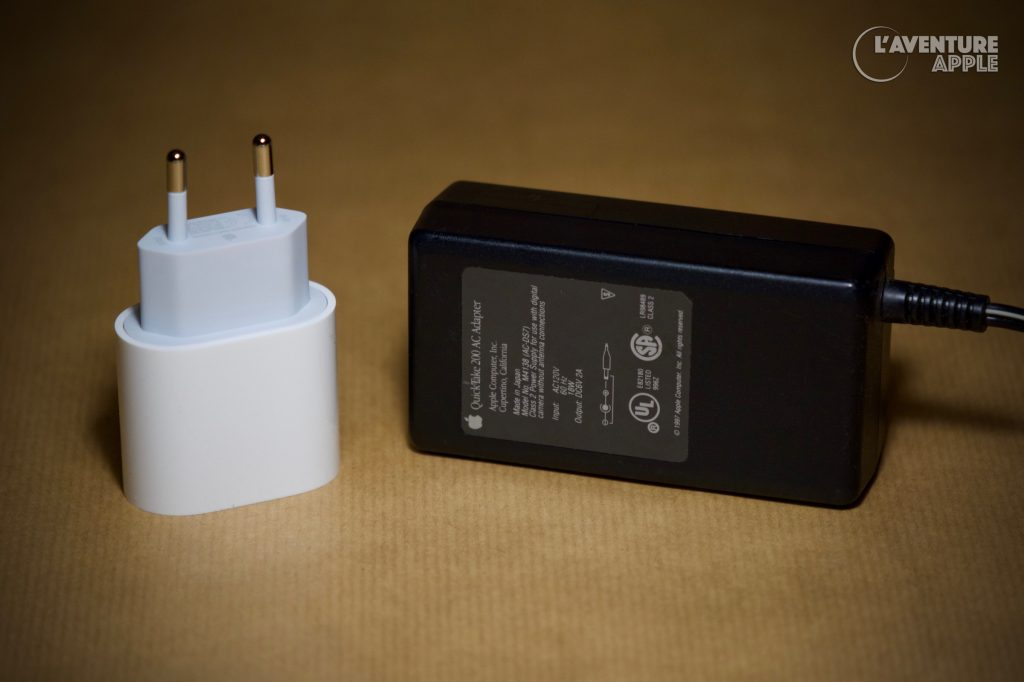 iPhone 11 pro power adapter vs Quicktake