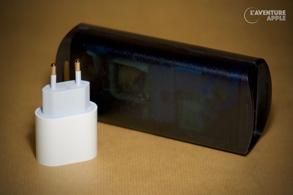 iPhone 11 pro power adapter vs Apple Studio Display