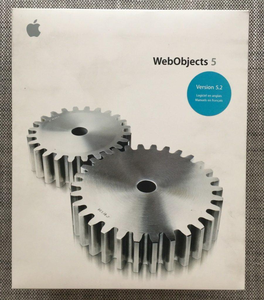 WebObjects 5 box