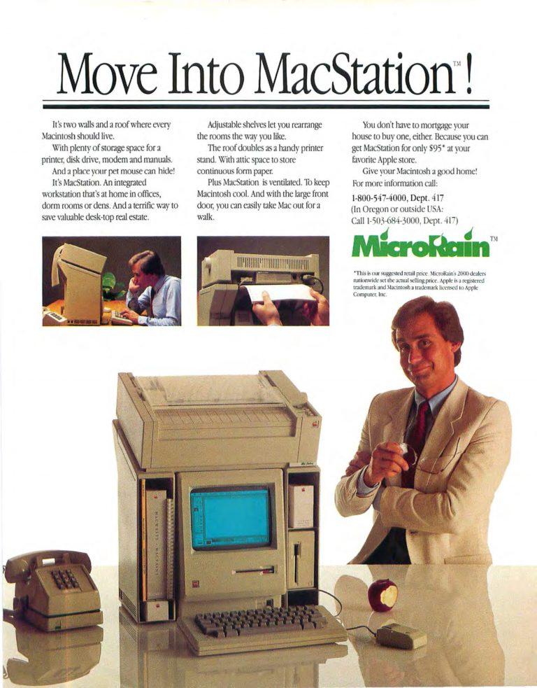 Microrain MacStation
