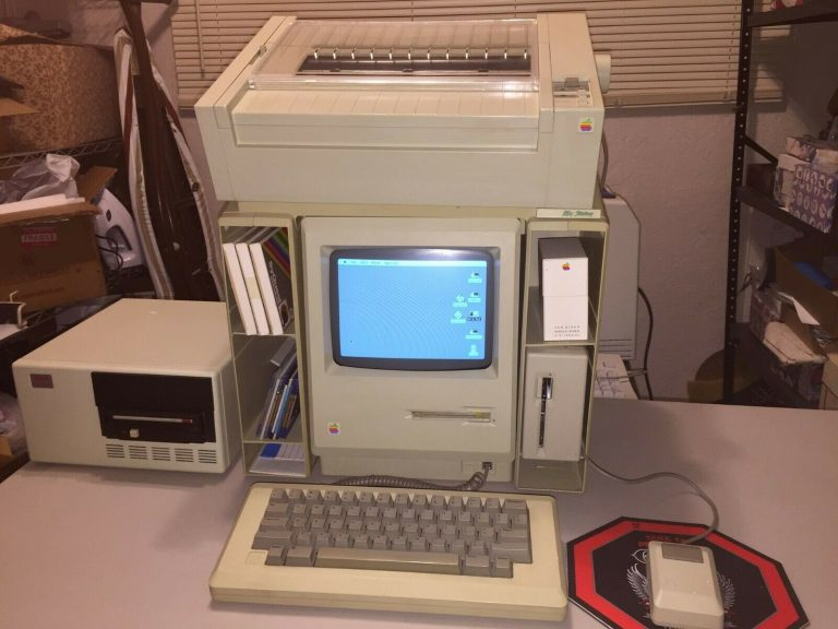 MacStation Mac 128 ImageWriter