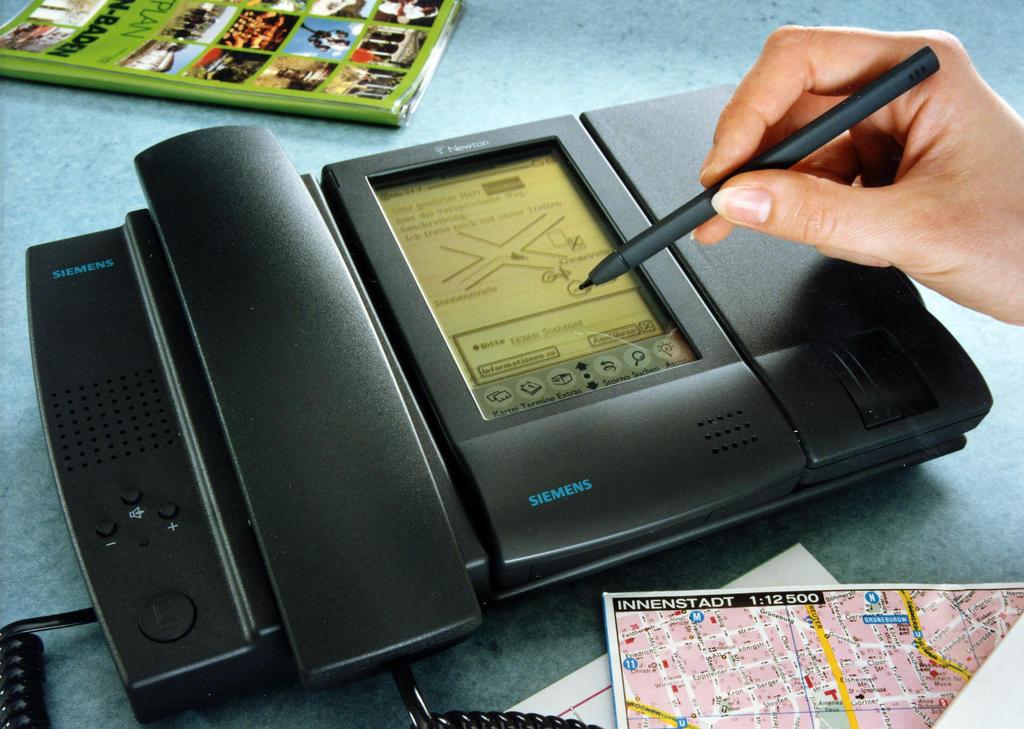 Siemens NotePhone