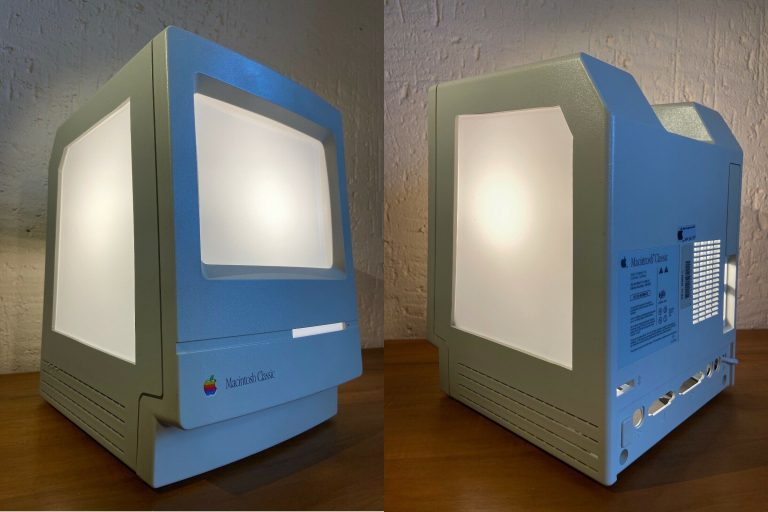 Macintosh Classic Lamp