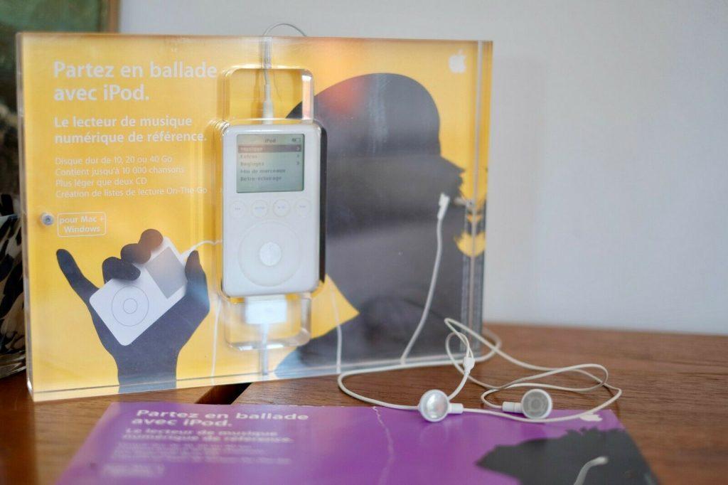 iPod 3G 2003 ipod