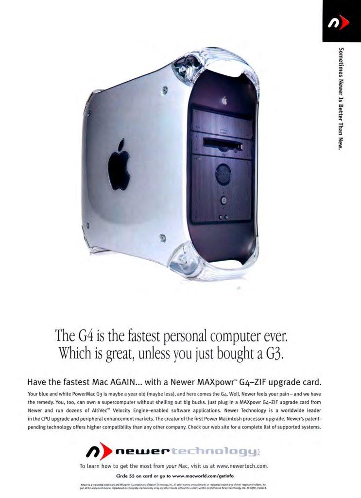 NewerTech G4 MAXpowr