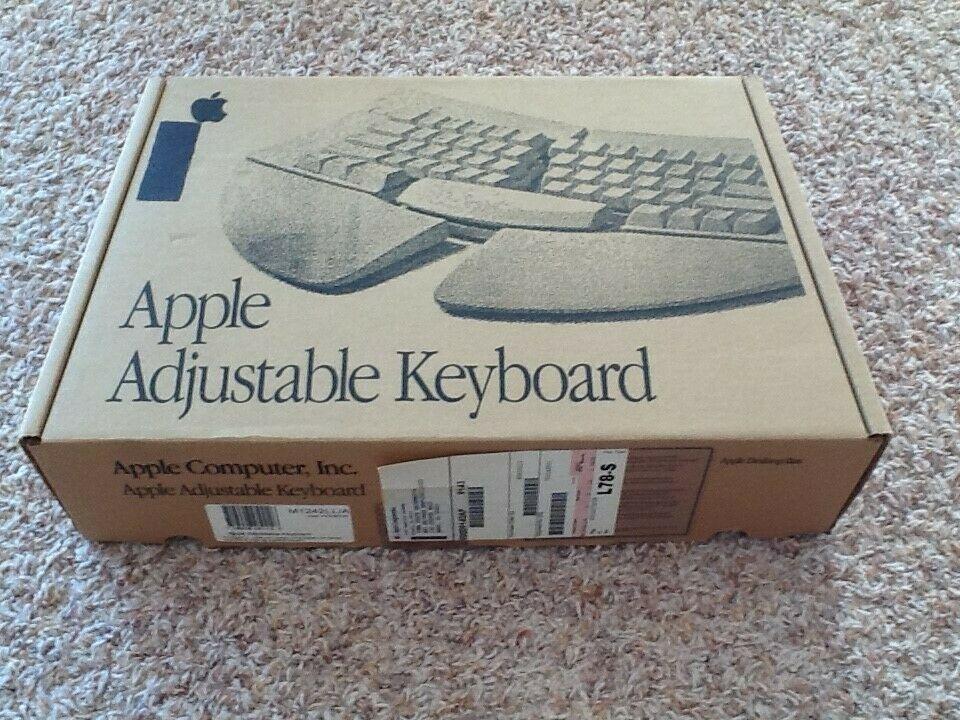 Apple Adjustable Keyboard