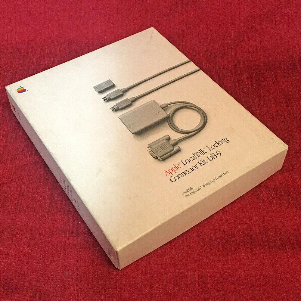 Macintosh Localtalk Locking connector Kit DB-9