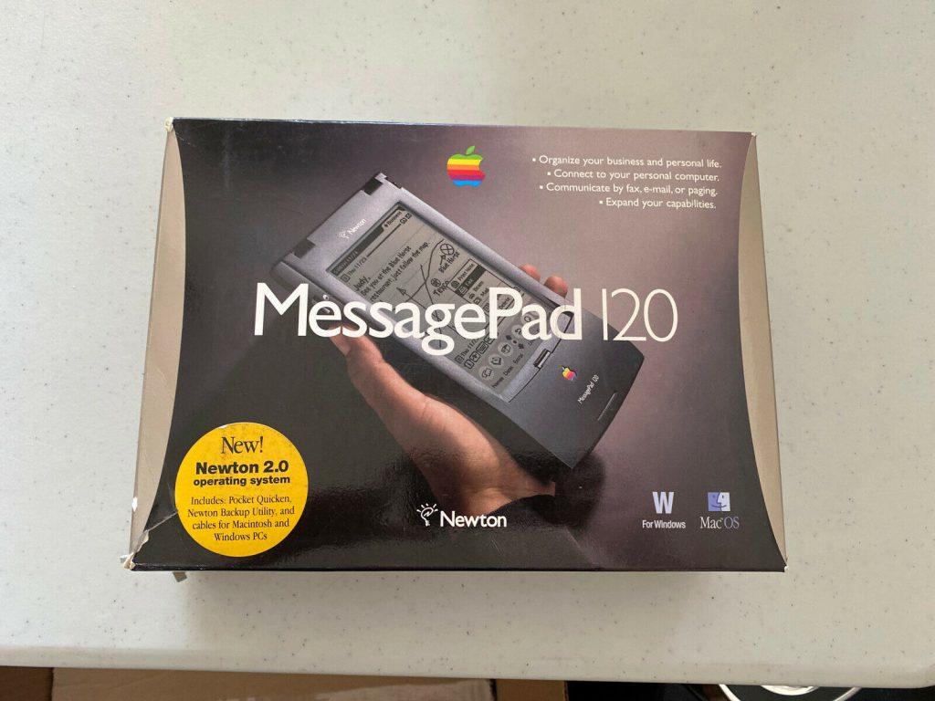 MessagePad 120