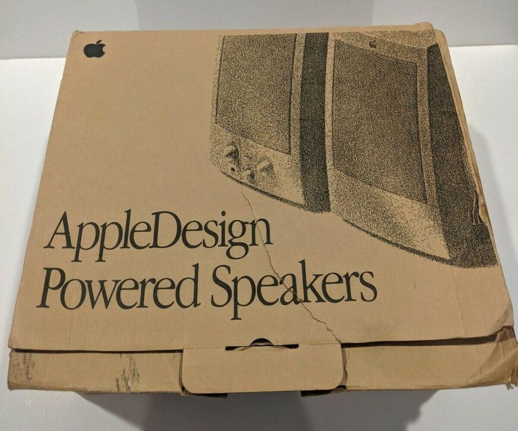 AppelDesign Powered Speakers