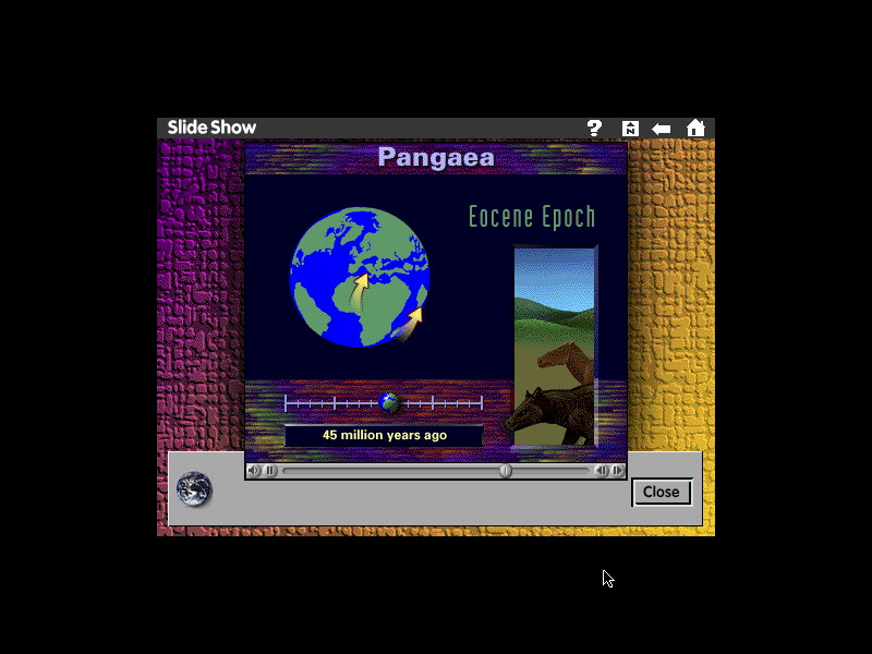 Earth Explorer Apple 1995