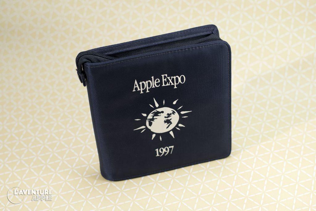Apple Expo 1997 cd holder Addex