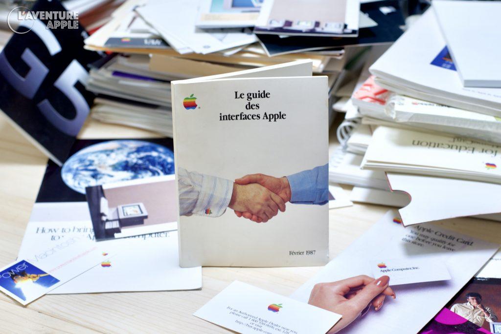 Le guide des interfaces apple