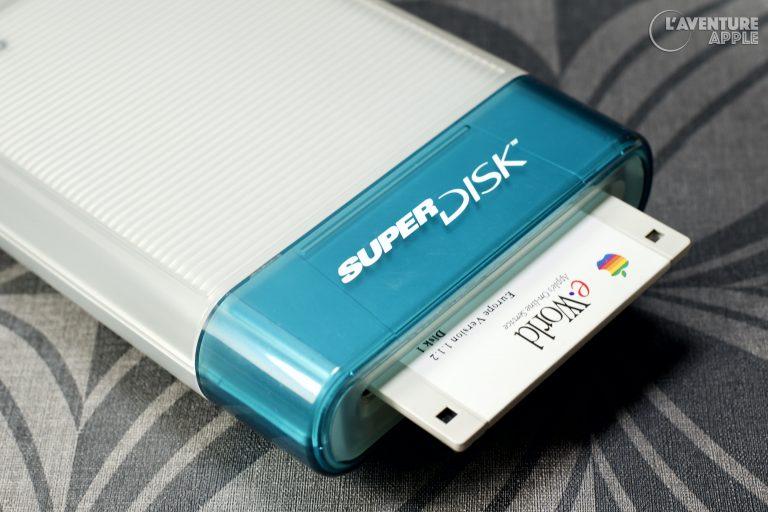 Imation SuperDisk LS-120