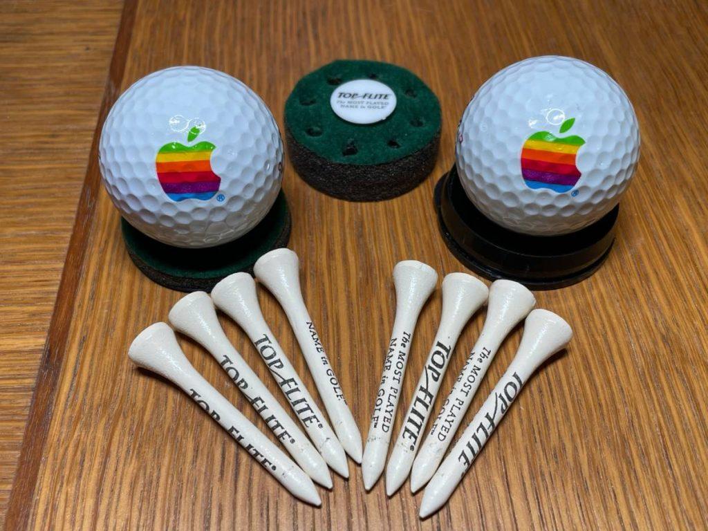 Apple japon balles de golf