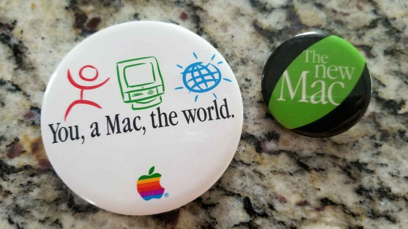 Apple - You, a Mac, the World