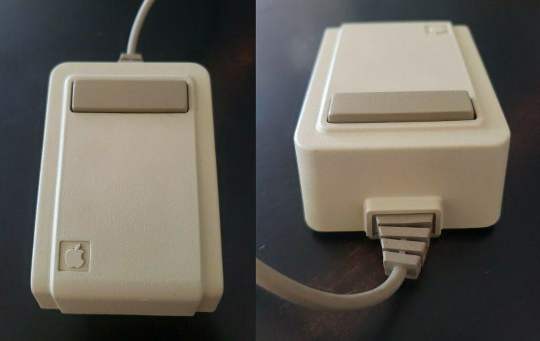 Apple original Lisa Mouse on eBay
