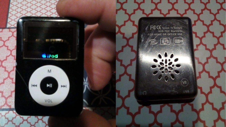 faux iPod eBay