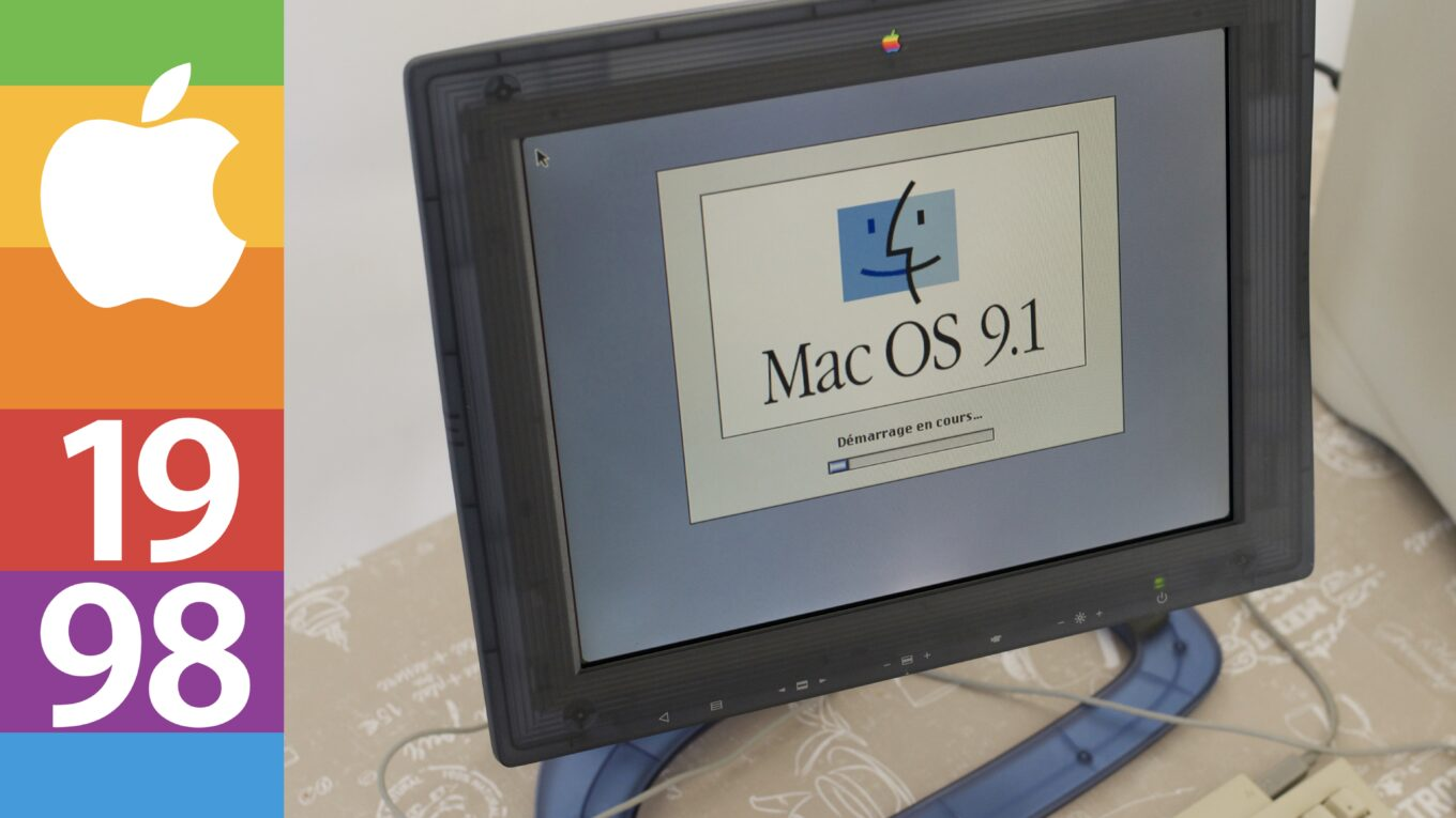 Apple studio display 1998