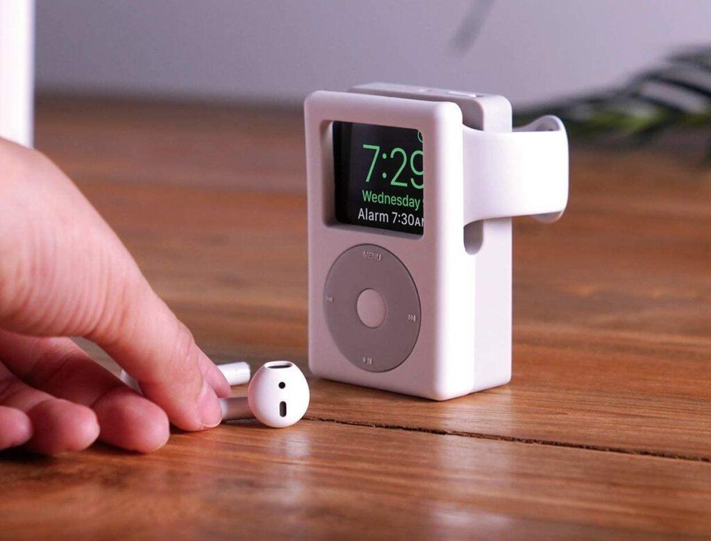 Elago Apple Watch iPod support