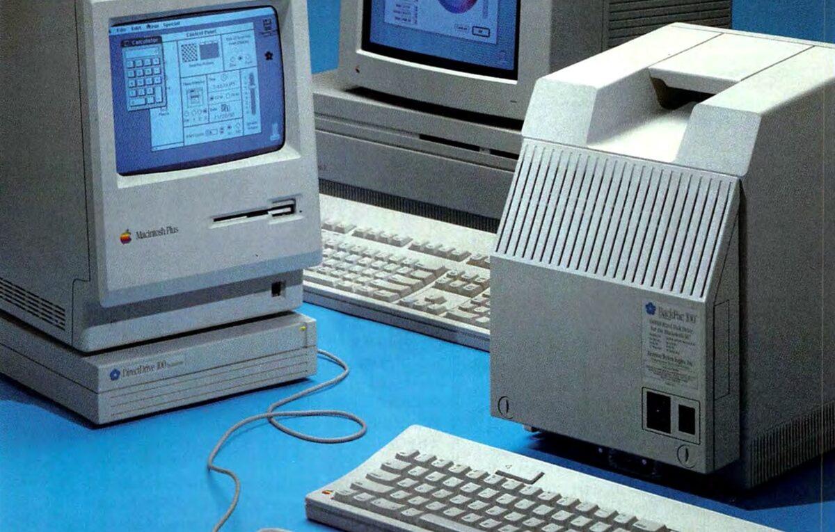 Jasmine BackPac for Macintosh hard drive