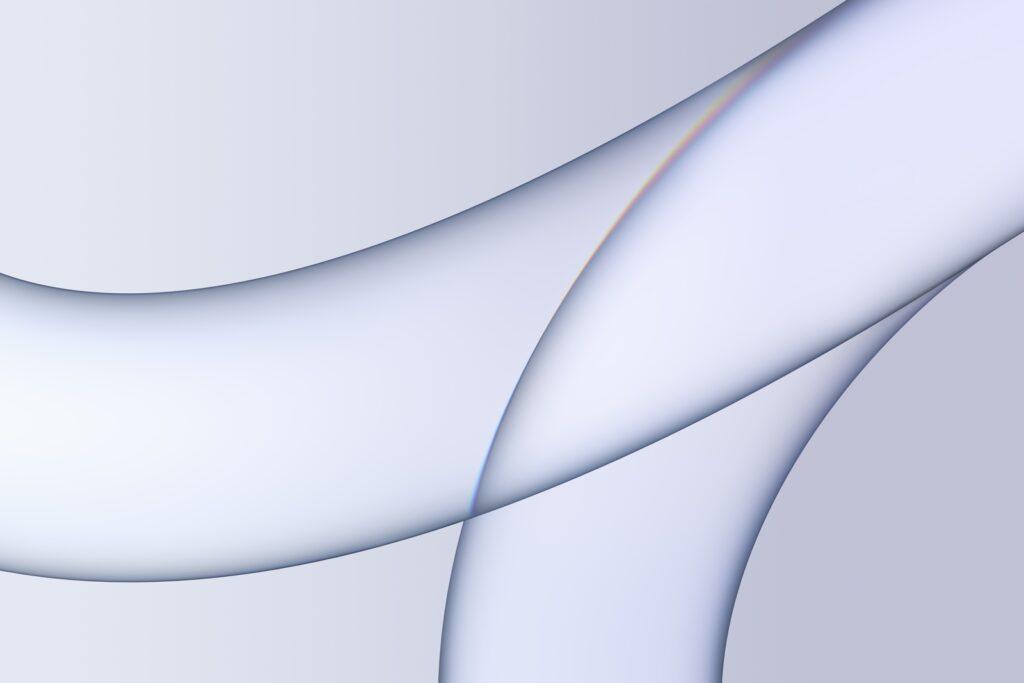 Mac OS X silver wallpaper