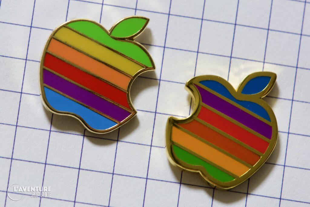 pin's apple pintrill