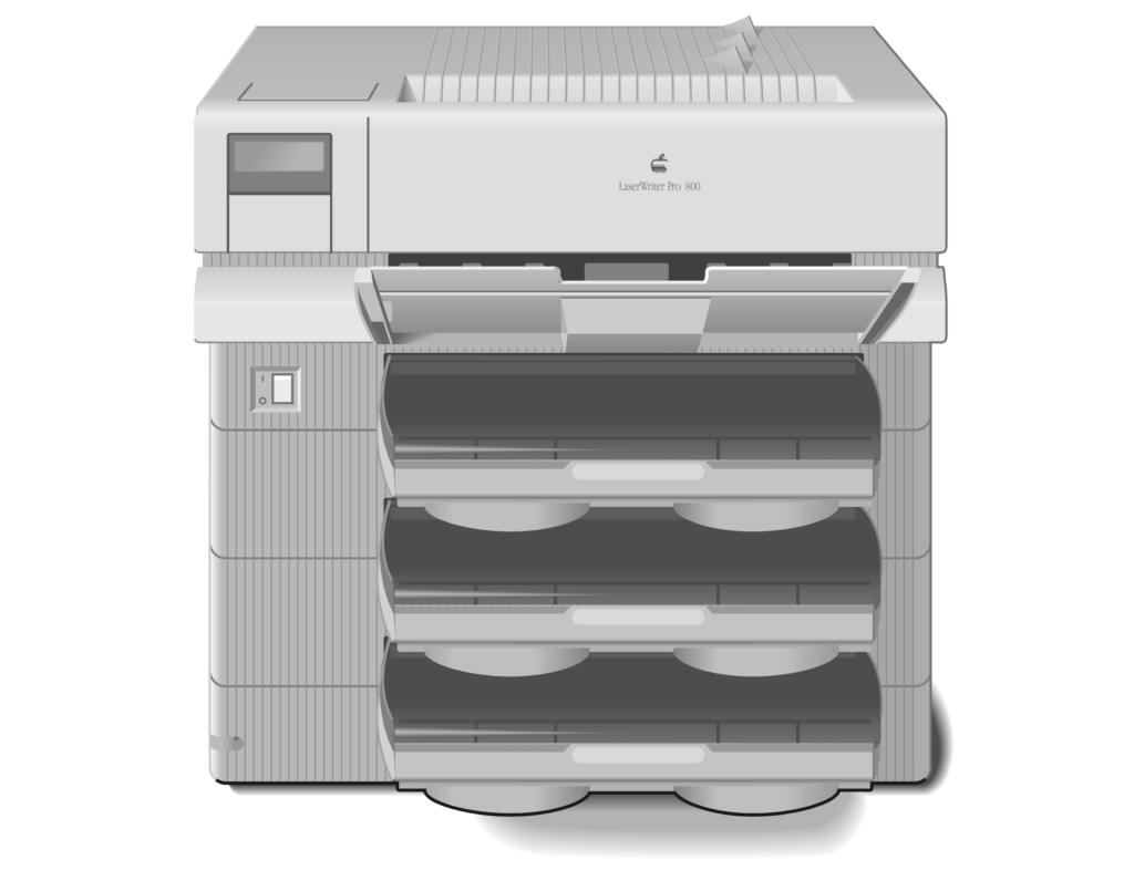 LaserWriter 810