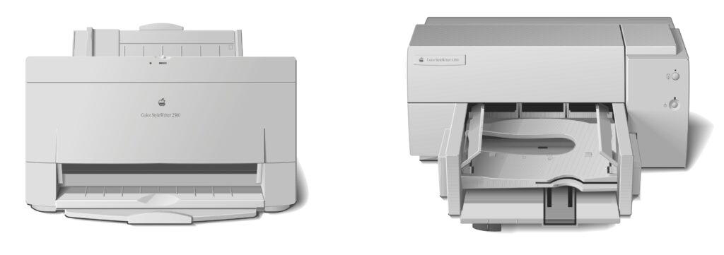 Apple StyleWriter imprimantes